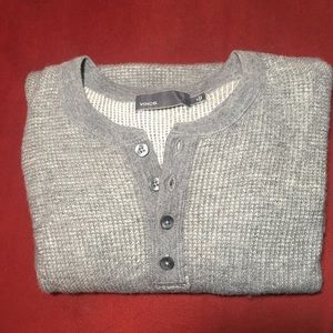 Other - * Vince wool pullover gray sweater sz Large